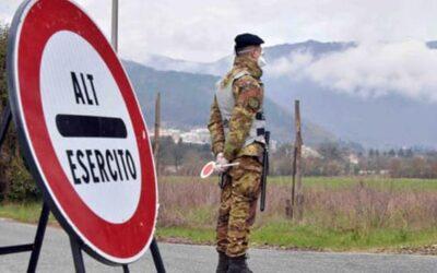 Chiarimento relativo alle zone rosse istituite in provincia di Caserta causa Covid