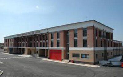 Indicazione per l'accesso agli uffici del Comando VVF Caserta