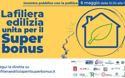 Webinar: La filiera edilizia unita per il Superbonus (6/05/21)
