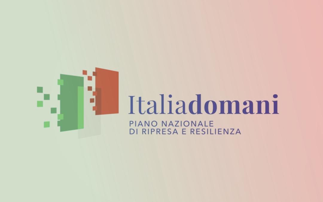 ItaliaDomani: il portale ufficiale del PNRR